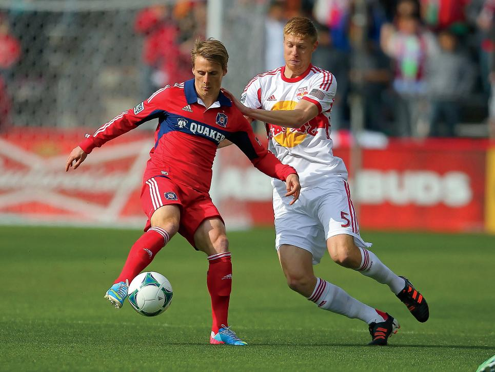 Chicago Fire Soccer Team in Chicago, IL