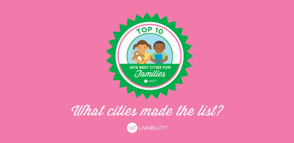 Best Places to Raise a Family
