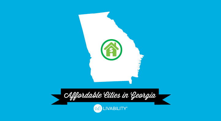 Affordable Cities in Georgia