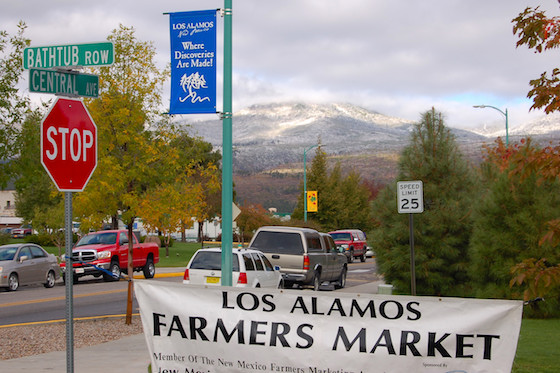 Los Alamos Farmers Market|