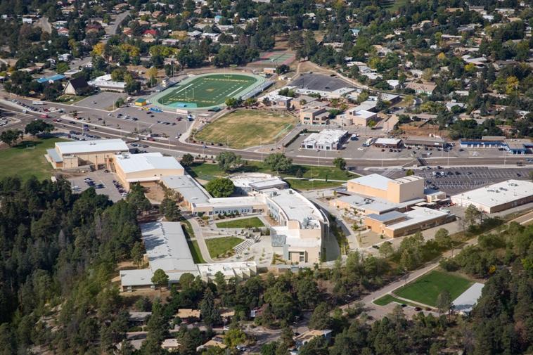 Los Alamos, NM School