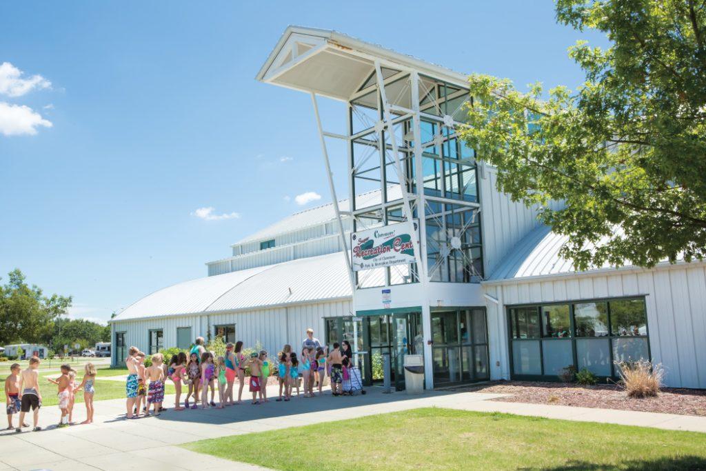 Claremore, OK Recreation Center