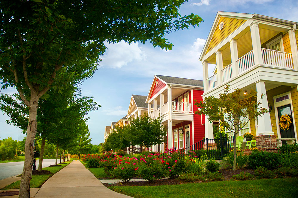 FayettevilleAR-RowHouses