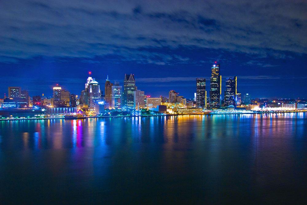 Detroit MI