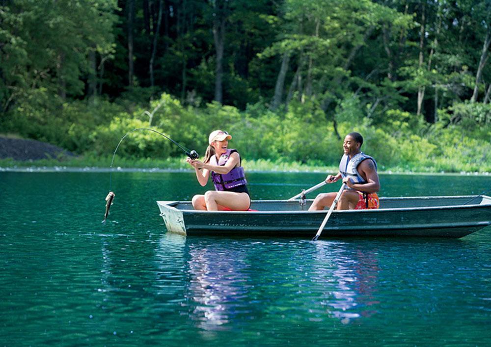 Stroudsburg, PA Outdoor Recreation