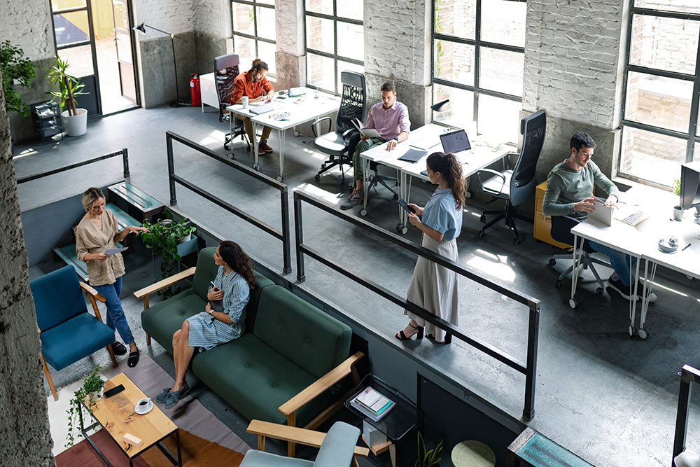 Stock Coworking Space