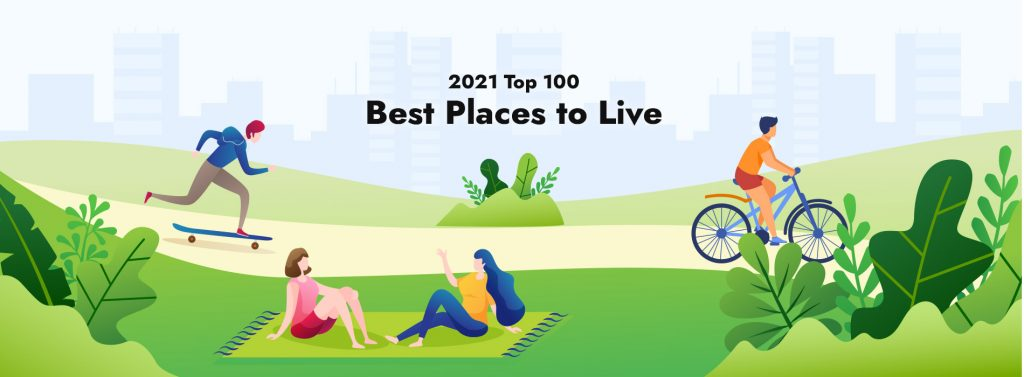 2021 Top 100 Best Places To Live